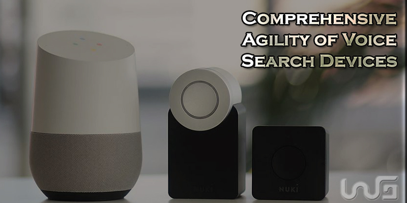 Voice Search Devices