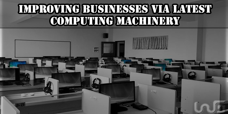 Latest computing machinery